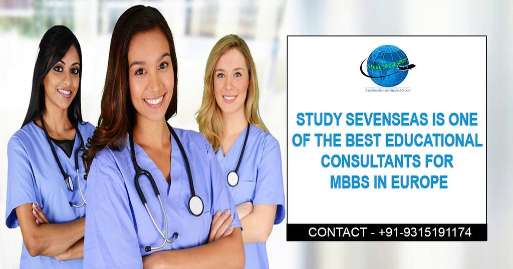 Study Sevenseas is one of the best educational consultants for MBBS in Europe