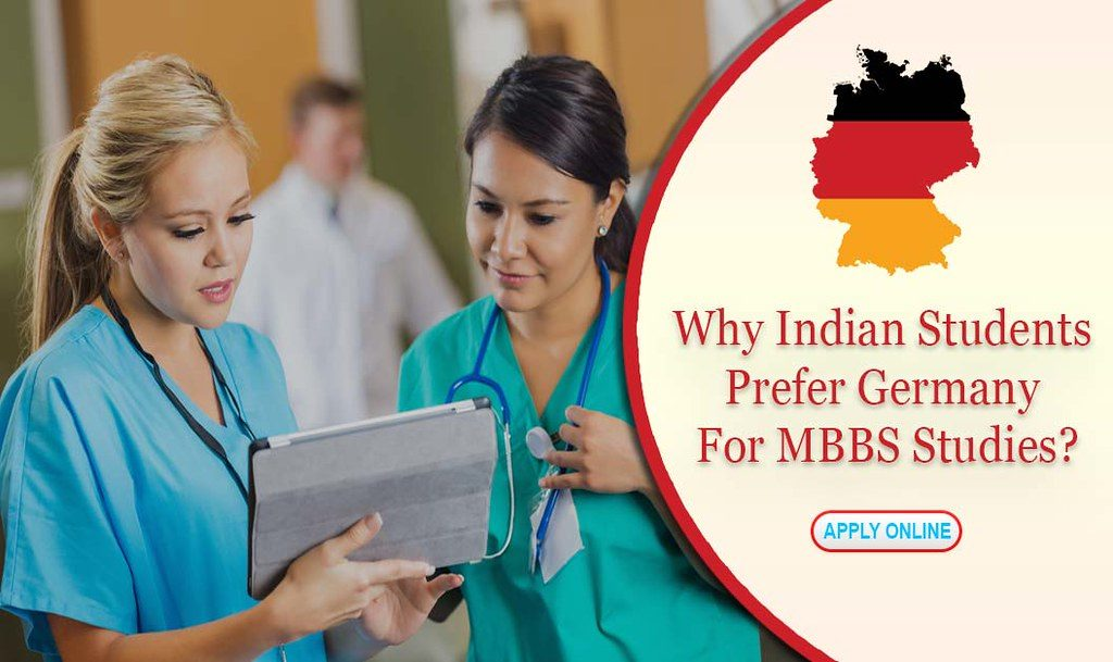 Why Indian Students Prefer Germany for MBBS Studies