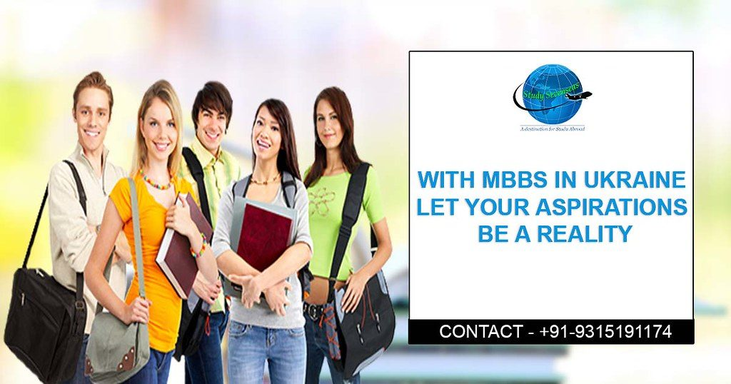 With MBBS in Ukraine let your aspirations be a reality
