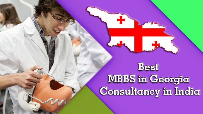 MBBS in Georgia Consultancy in India