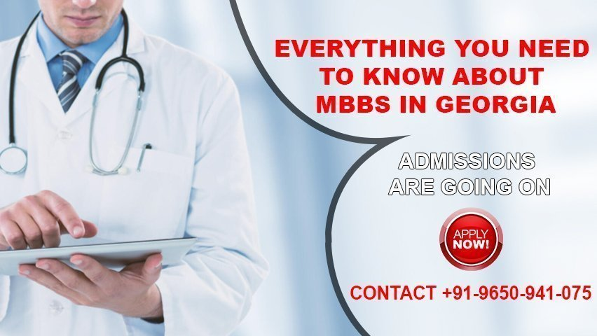 Everything You Need to Know About MBBS in Georgia