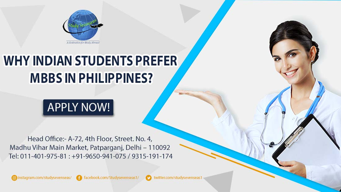 WHY INDIAN STUDENTS PREFER MBBS IN PHILIPPINES?