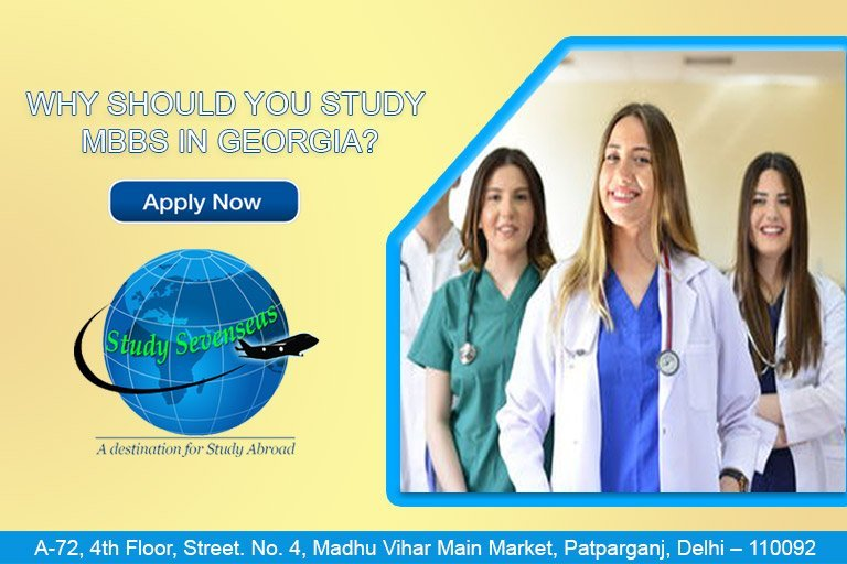 WHY SHOULD YOU STUDY MBBS IN GEORGIA?
